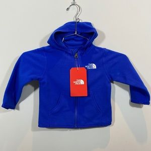 NEW North Face Infant Glacier Hoodie 6-12M